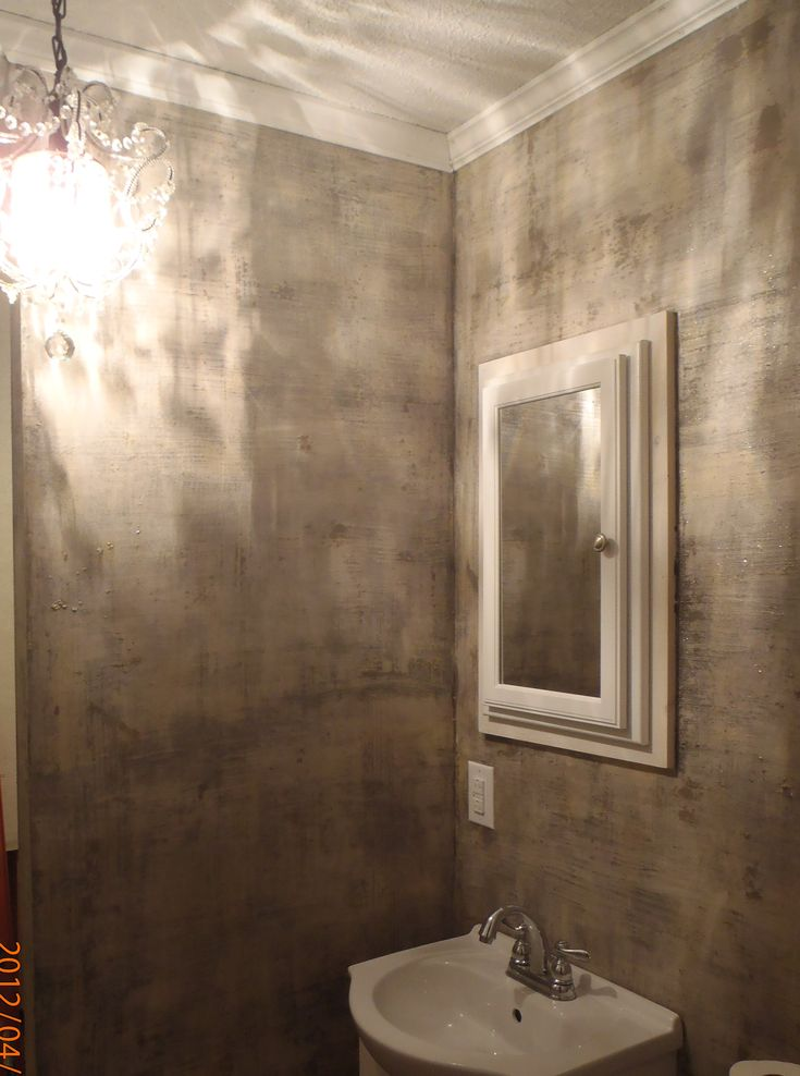 10 best images about urban rustic concrete wall on Faux finish