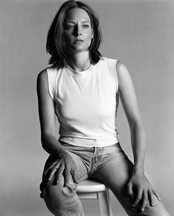 Jodie Foster by Michael Thompson