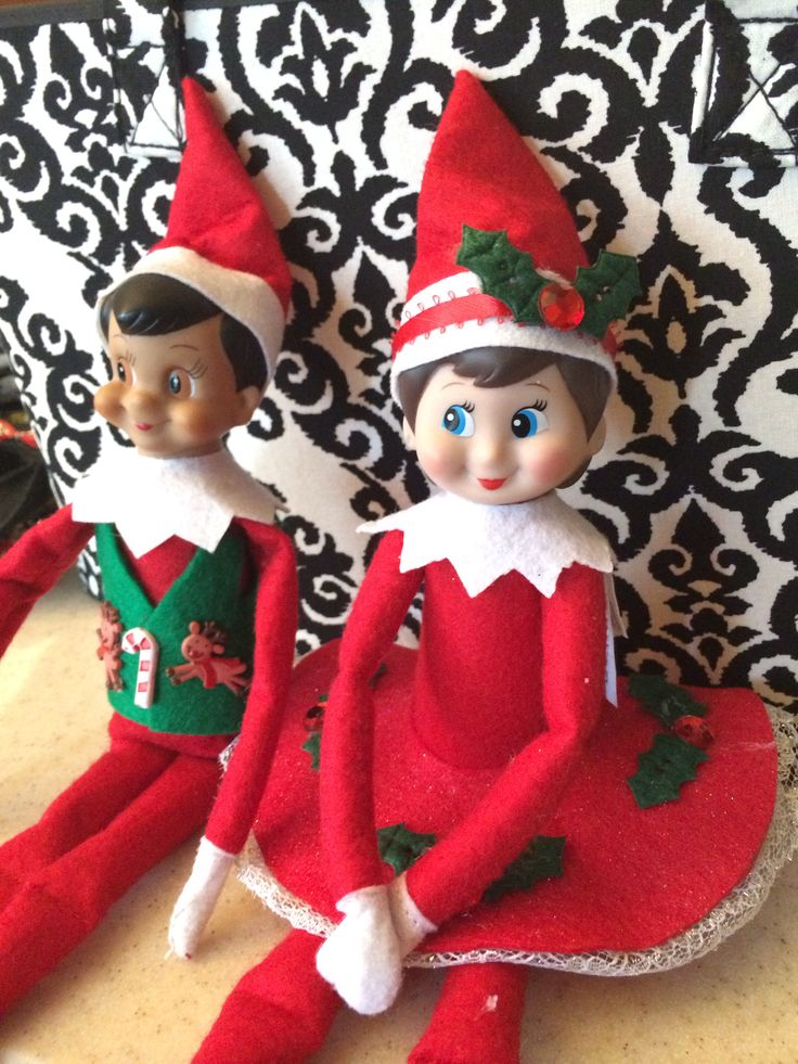 154 Best Images About Elf On The Shelf Ideals On Pinterest