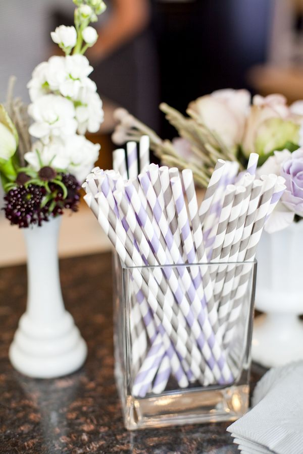 purple themed bridal shower%0A Grey  u     Purple Chevron Showerwedding not baby tho
