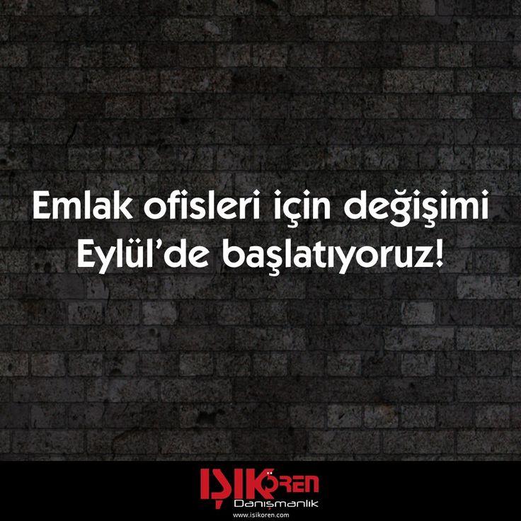 Detaylar için hilmi@isikoren.com  #emlak #gayrimenkul #broker #danışman #hilmiisikoren #IşıkörenDanışmanlık #başarı #eğitim #girişimci #danışmanlık #koçluk