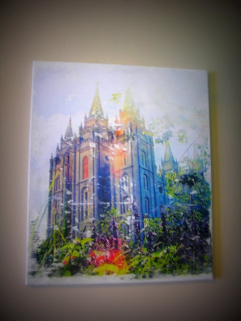 Salt Lake Temple Picture: Pictures Transfer, Distressed Photo, Photo Transfer, Image Transfer, Transfer Photo, Bryce Rooms, Photo Canvas, Temples Pictures, Temple Pictures