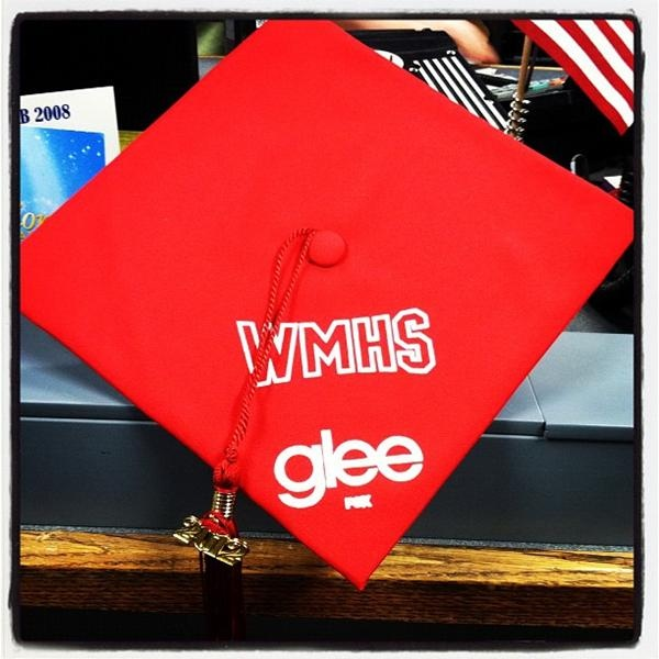 William Mckinley High School Class '12 Mortarboard.