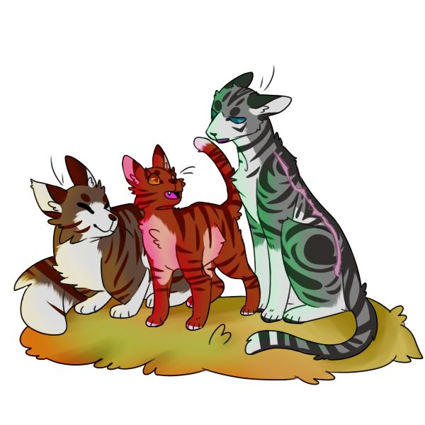 1000+ Best Warrior Cats Images On Pinterest