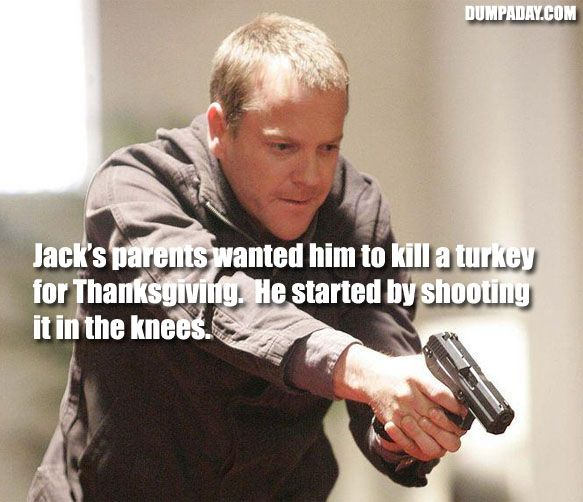 Jack Bauer 24 || this is too funny!!