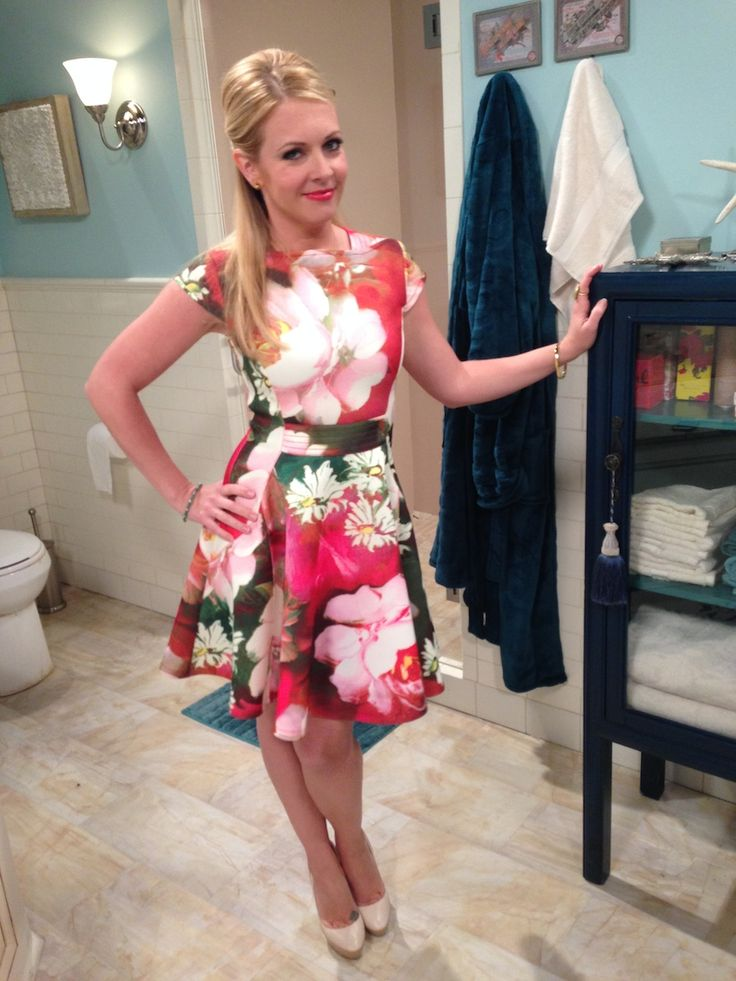 Melissa Joan Hart Rocks Two Fit & Flair Dresses This Week | Fashion | Disney Style | Celebrity
