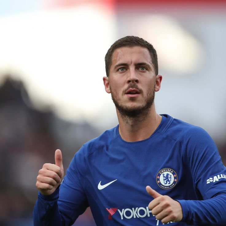 Chelsea Reportedly Confident Eden Hazard Will Sign New £300,000-a-Week Contract