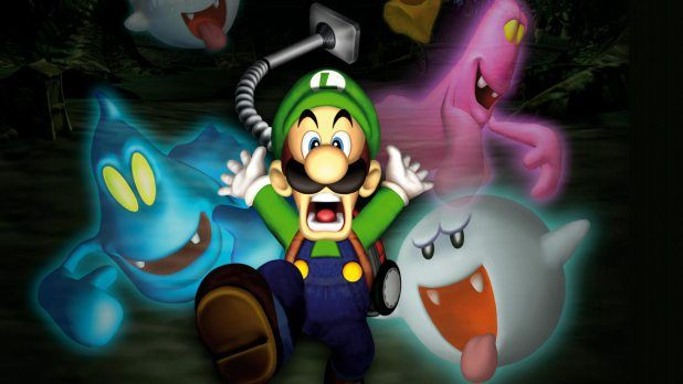 Luigis Mansion como nunca antes visto