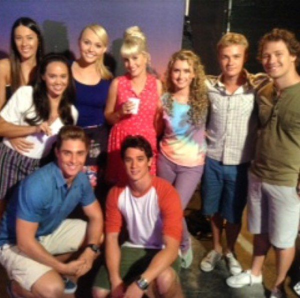Mako Mermaids - Season 2 cast