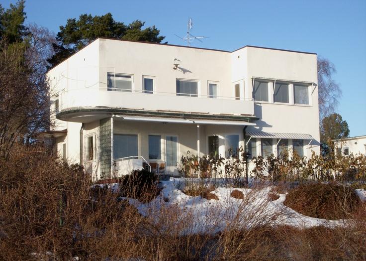 Södra Ängby, picture taken 2011