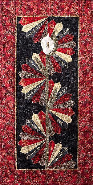 Serenity quilt pattern