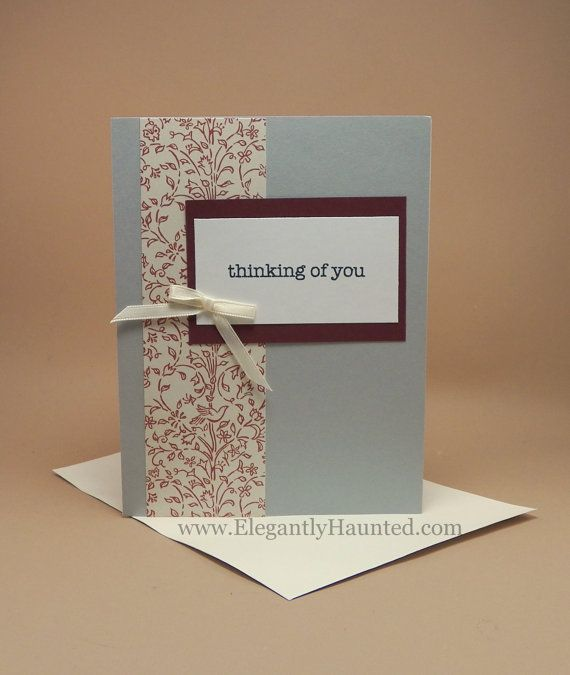 45 best elegantly haunted handmade greeting cards images on vintage style red and beige floral handmade greeting card vintage style greeting card blank m4hsunfo