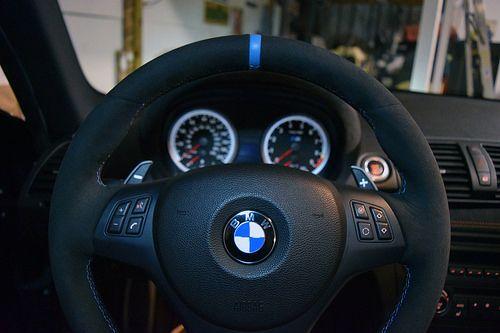F8X M DCT Paddles (Retrofitted) - BMW 1 Series Coupe Forum / 1 Series Convertible Forum (1M / tii / 135i / 128i / Coupe / Cabrio / Hatchback) (BMW E82 E88 128i 130i 135i)