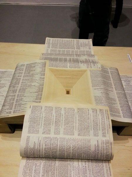 La trasformazione del #libro a la #Biennale di #Venezia su fucsiamerlot.it #veneziadavivere