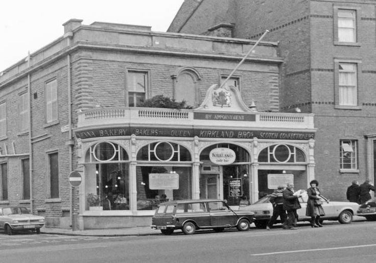 Kirklands Wine Bar. It used to be a big bakery. Always had a bottle of house wine here (Rocamar) it was cheap. Then we all headed to the Odd Spot nightclub in Bold Street.