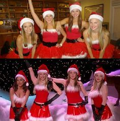 The Mean Girls Classic -The Perfect Halloween Costumes for Sorority Sisters - Couple and group costumes for females! Description from pinterest.com. I searched for this on bing.com/images