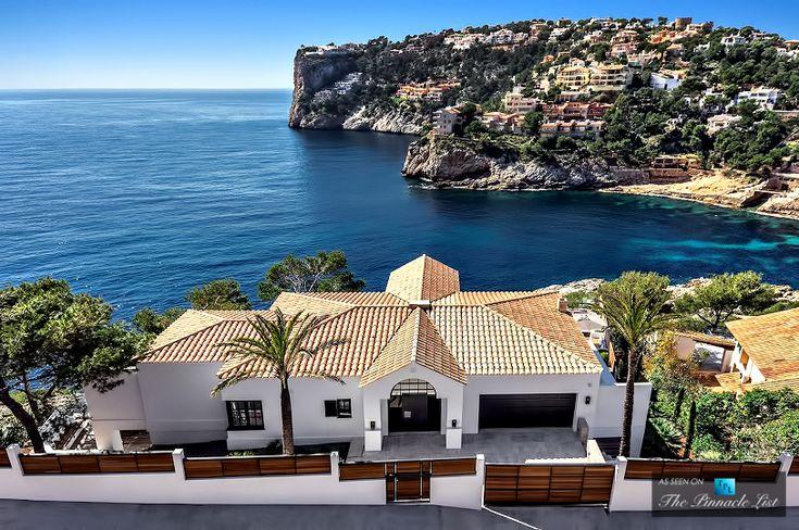 Villa Marmacen II - Cala Marmacen, Port d'Andratx, Mallorca, Spain