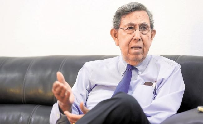 #DESTACADAS:  Se suma Cuauhtémoc Cárdenas a críticas al frente amplio - El Universal