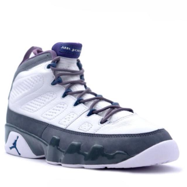 Jordan 9 Royal purple
