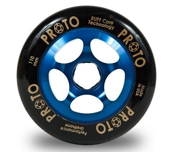 PROTO Gripper Scooter Wheels now in stock online exclusively at MyProScooter - https://www.myproscooter.com/shop/parts/wheels/proto-gripper-scooter-wheels/ Description: The PROTO Gripper Scooter wheel is by far one of many hardest wheels on the present market. With having a softer wheel and extra grip that the PROTO s...