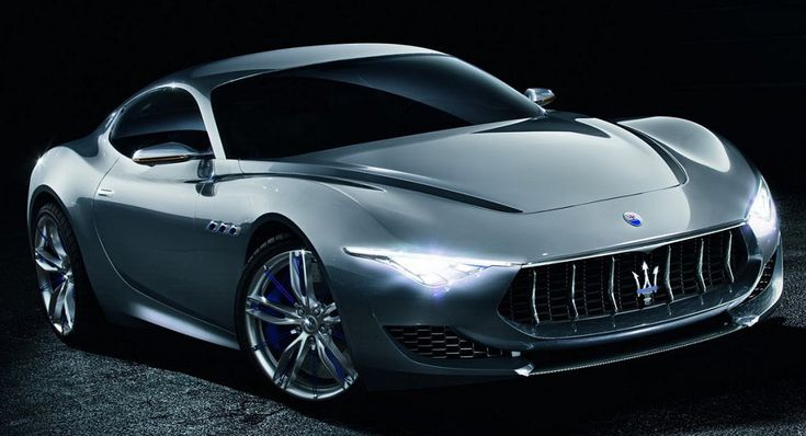 "Maserati jefe revela nuevas Crossover, dice Alfieri será una ""Real Sports Car"""