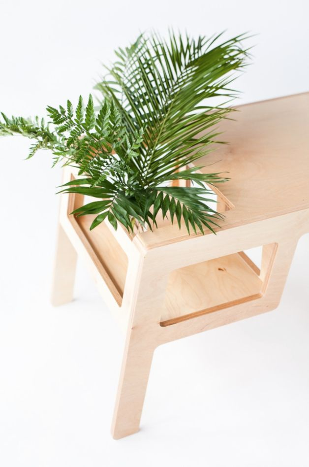 Flex is a smart table but not just an ordinary one. It's handmade from natural plywood, designed, crafted at Nuki Studio.   Down to the last seam, Flex is entirely made in Poland. We crafted it...