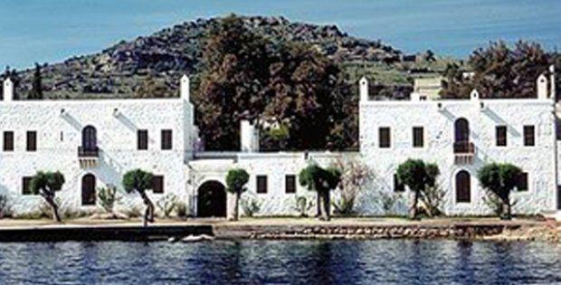 Turgut Cansever Ahmet Ertegün Evi