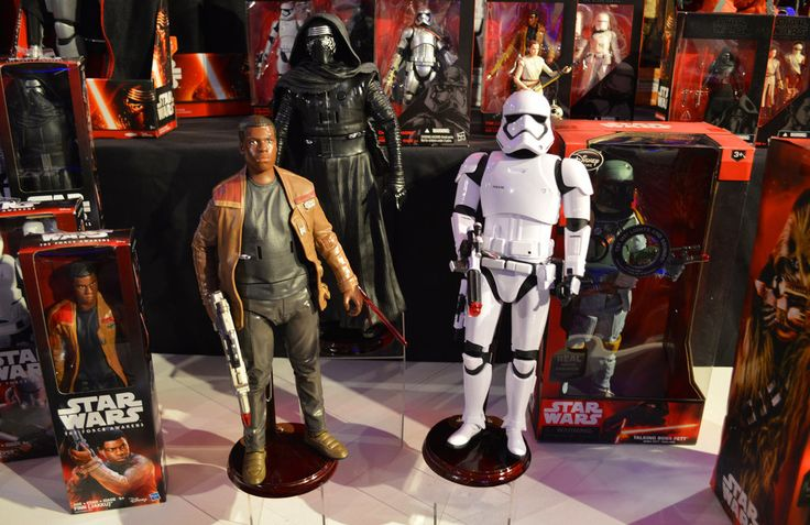 Star Wars: The Black Series 6-Inch Figure Assortment ($20 each)