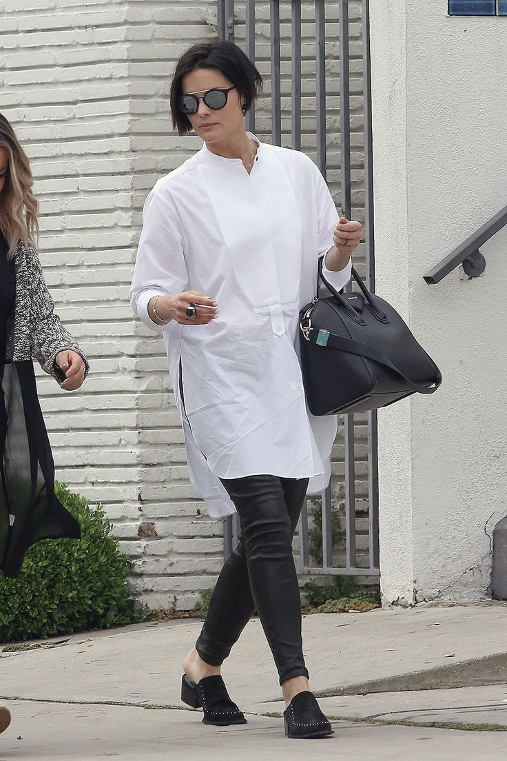 Jaimie Alexander out for lunch