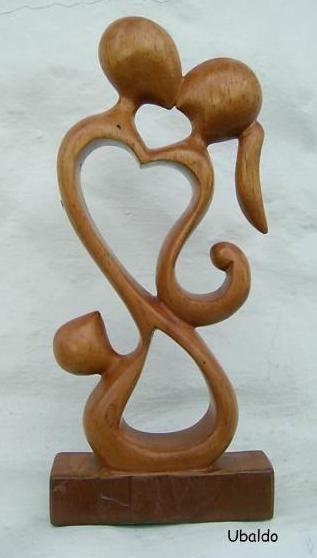 Talla en madera familia artesanías pinterest