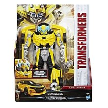 Transformers 5 - The Last Knight: Knight Armor Turbo Changers, Bumblebee