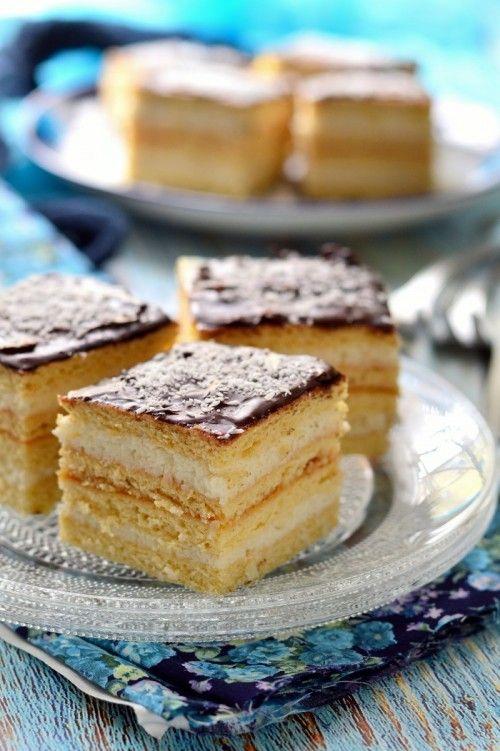 Kókusz hókuszpókusz sütemény