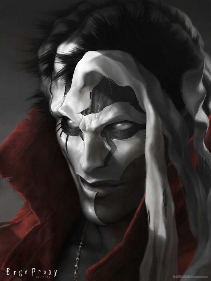 Ergo Proxy by JoshBurns.deviantart.com on @deviantART