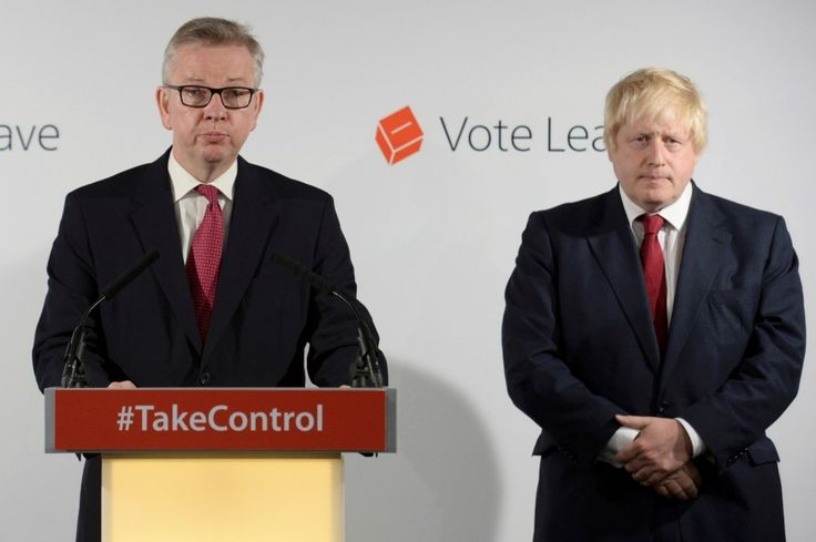 The men who gave us Brexit have all destroyed each other in two weeks flat - The Washington Post