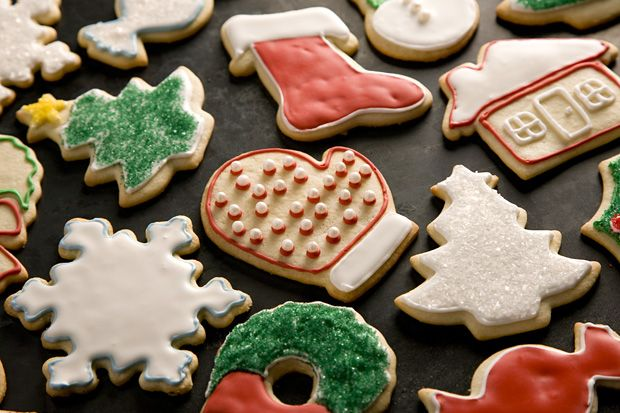 Butter, sugar, eggs, salt, and flour—that's the short ingredient list for these versatile sandy-textured sugar cookies. For simple round cookies, form the...