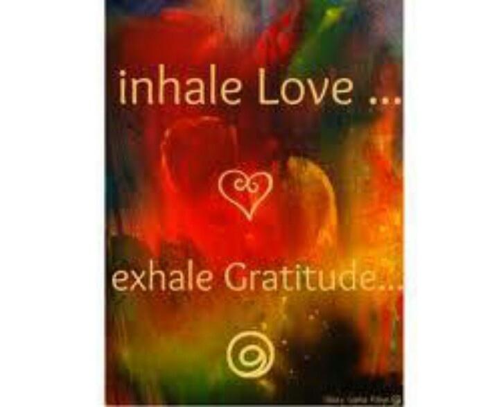 Inhale exhale breath