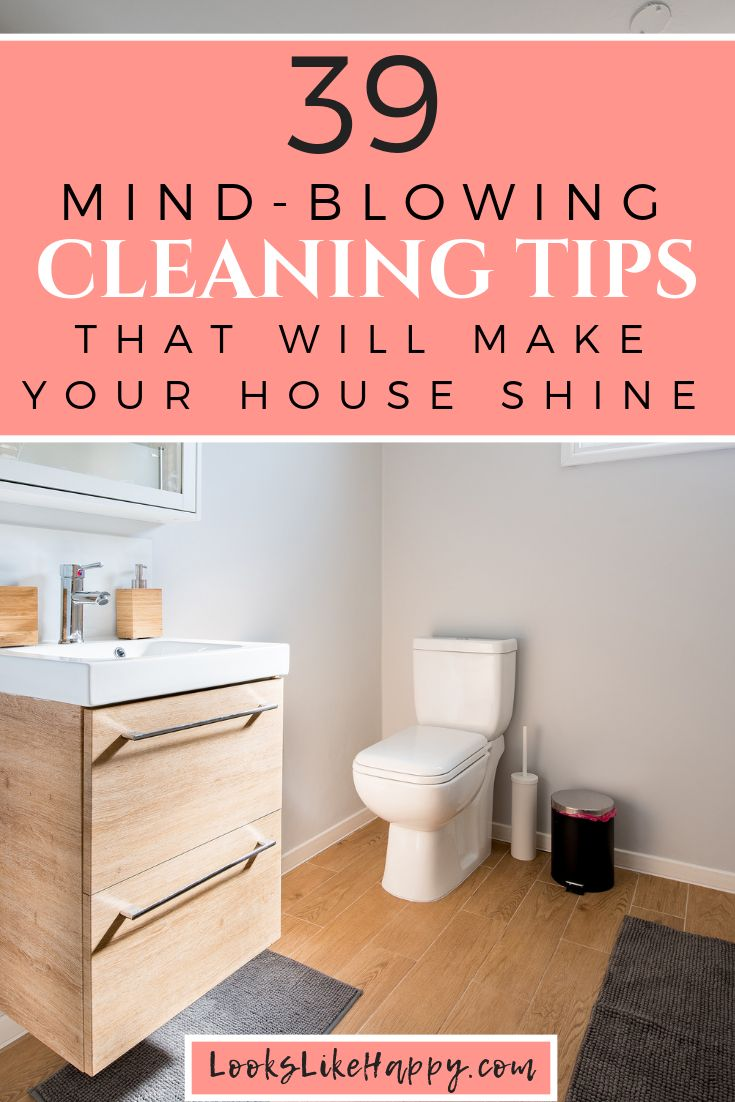 39 Cleaning Tips That Are Blow Your Mind Amazing