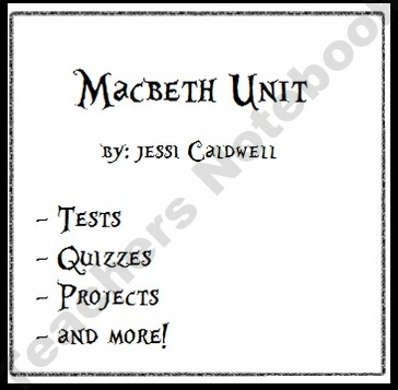 macbeth unit test essay Read macbeth unit 2 assessment free essay and over 88,000 other research documents macbeth unit 2 assessment odera obikwelu 4/13/15 macbeth unit 2 assessment the macbeths' marriage, like the couple themselves, is something you could call typical.