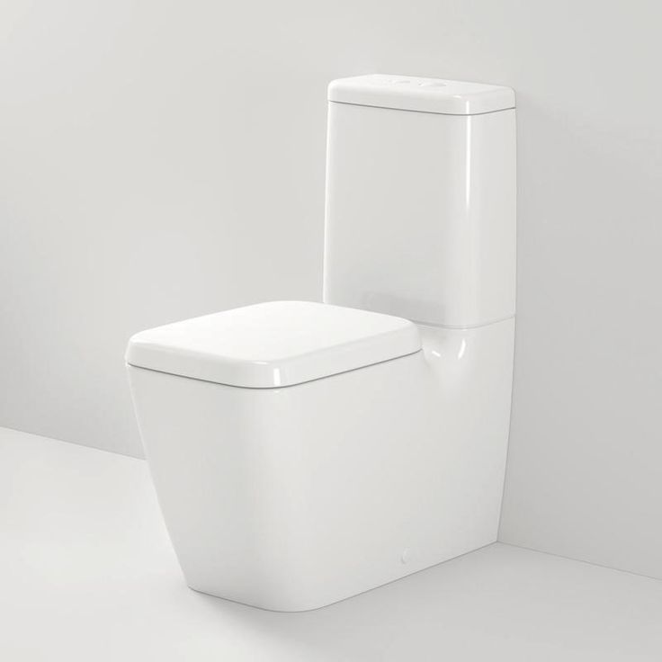 Caroma Marc Newson Wall Faced Close Coupled Toilet Suite
