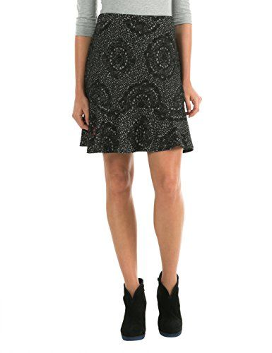 Desigual Women's Fal Claudia, Gris Vigore Claro, X-Large * Find out more at the image link. #WomensSkirts