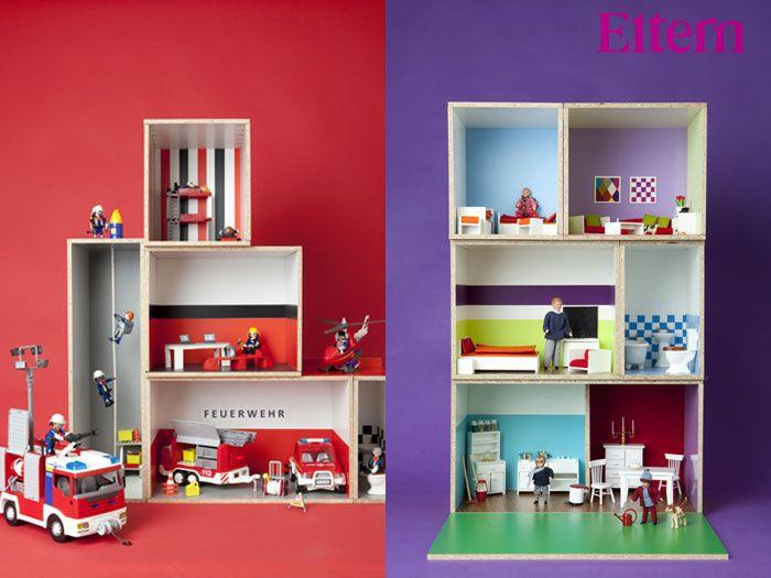 die besten 25 puppenhaus bauen ideen auf pinterest. Black Bedroom Furniture Sets. Home Design Ideas