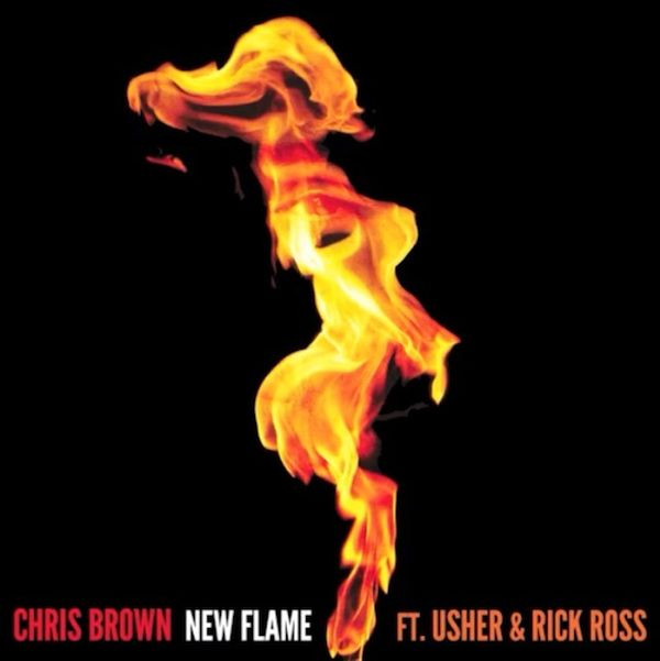 """VIDEO PREMIERE: CHRIS BROWN ft USHER & RICK ROSS """"NEW FLAME"""""""