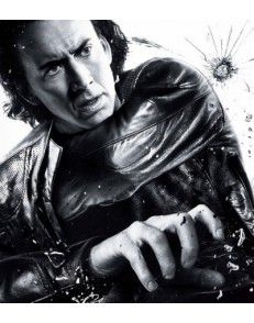Bangkok Dangerous Joe Nicolas Cage Leather Jacket