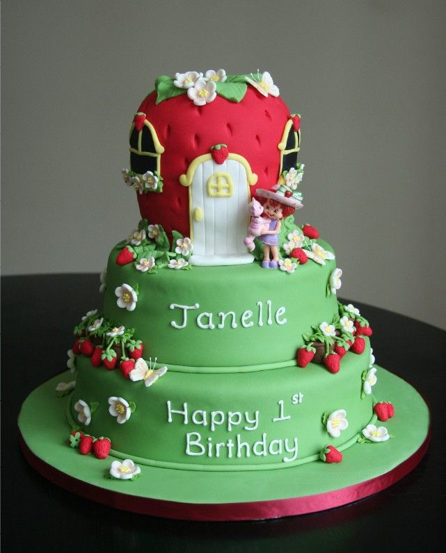 2nd Pc Bella S Lullaby: 274 Best Images About Strawberry Shortcake Party Ideas On