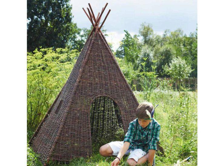 37 best Aménagement du jardin images on Pinterest Backyard ideas - store bois tisse exterieur
