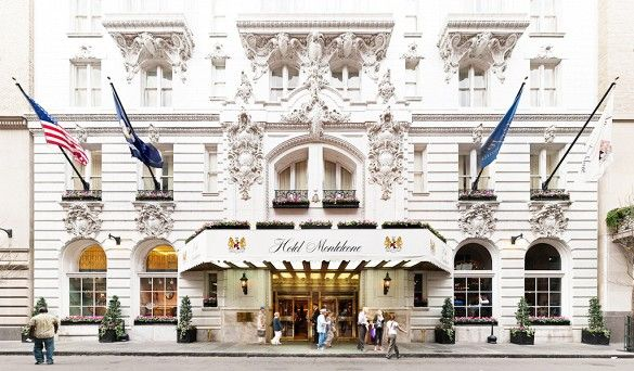 The four-star Hotel Monteleone, in New Orleans