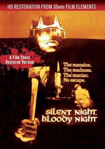 Silent Night, Bloody Night [DVD] [1973]