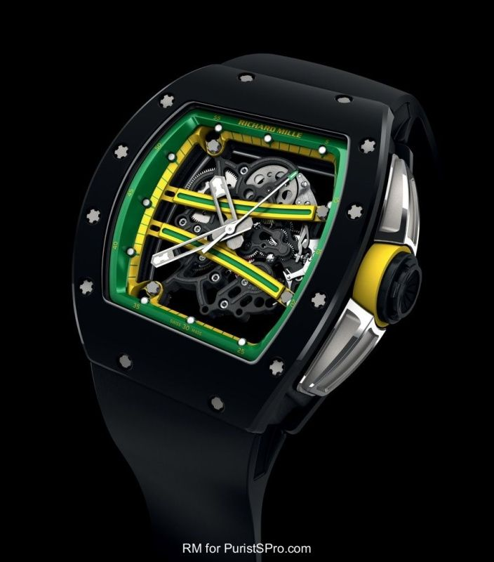 2014 Richard Mille Collection- RM61-01