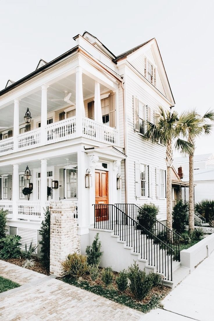 Aesthetic House Real Life Exterior