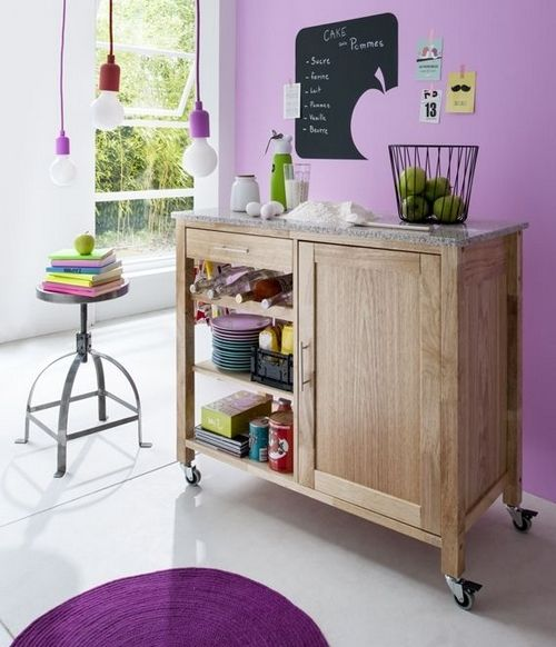 desserte sur roulettes bread collection 2013 2014 buffet pinterest cuisine et pain. Black Bedroom Furniture Sets. Home Design Ideas
